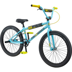 "GT Bicycles Pro Series Heritage 24"" blue/black/yellow"